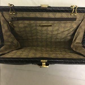 0fdf83b2ef3c Lanvin Bags - Lanvin Vintage Black Lanvin Print Purse